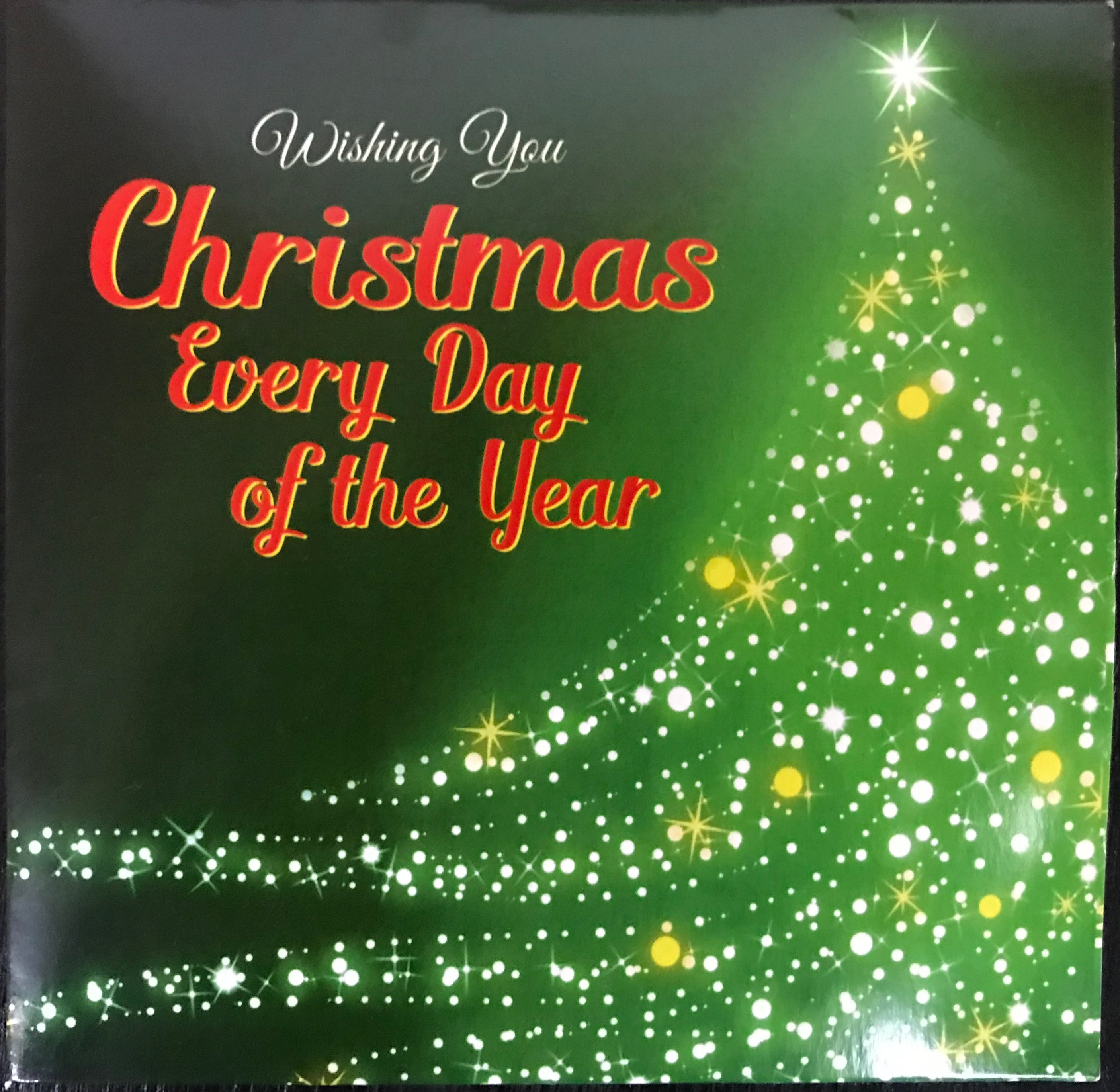 christmas every day of the year cd